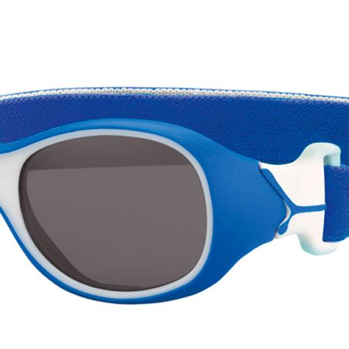 lunettes de soleil bebe à bandeau chouka de chez cebe